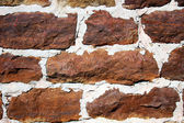 Fieldstone duvar arka plan — Stok fotoğraf