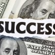Monetary Success — Stockfoto
