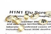 H1N1 — Stock Photo