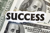 Monetary Success — Stock Photo