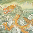 Buddhism Dragon — Foto de Stock