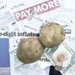 Stock Photo: Potato