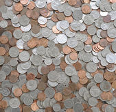 Coins usa — Stock Photo
