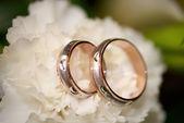 Love Feelings and Wedding Moments — Stock Photo
