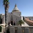 Basilica of the Annunciation, Nazareth — Stock Photo