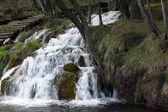 Plitvice Lakes national park in Croatia — Stock Photo