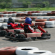 Young Racers On Circuit — Stock Photo #3470908