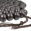 Stock Photo: Buddhist prayer beads