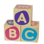 ABC — Stock Photo