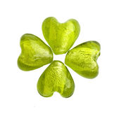 Four-leaf clover — Stock Photo