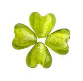 Four-leaf clover — Stock Photo