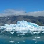 ijsbergen smelten — Stockfoto