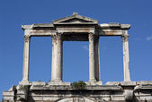 Hadrian's Arch, Athens (Greece) — Stock Photo