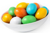 Candy eggs — Stock Photo