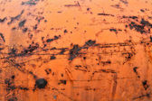 Grunge texture of old metal 2 — Stock Photo