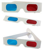 3D goggle — Stock Photo