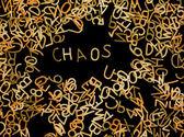 Chaos — Stock Photo