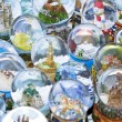 Snow globes — Stock Photo