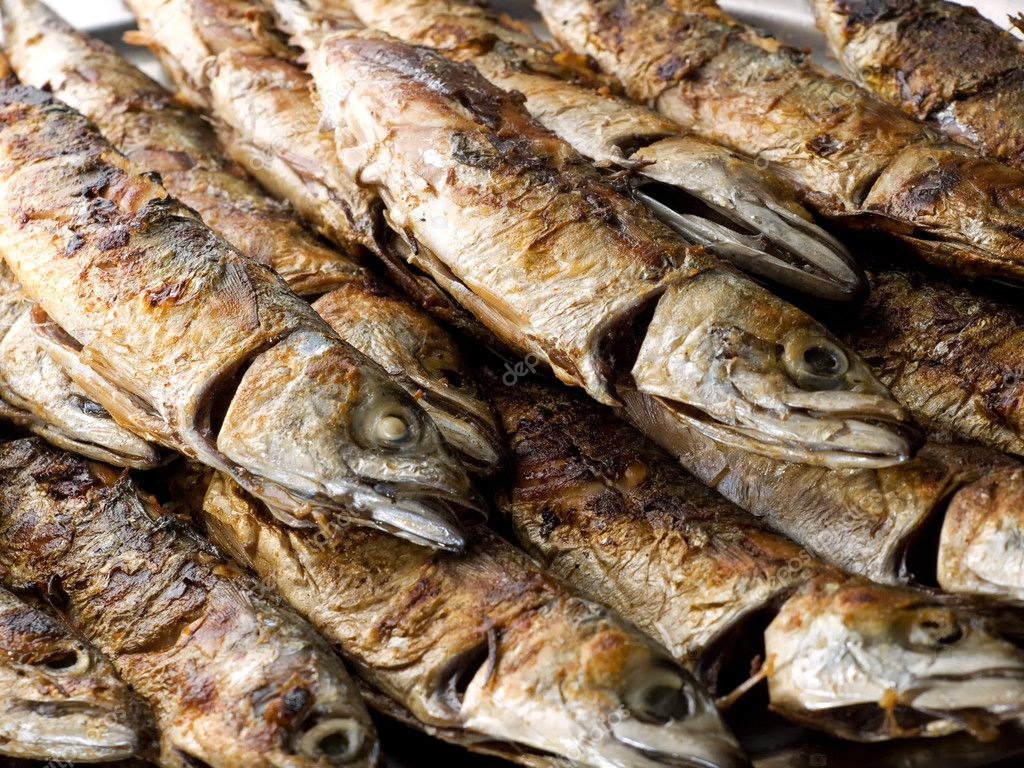 Fish grill stock photo sbotas 2743468 for The fish grill