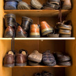 Shoes box - Foto Stock