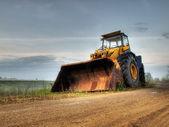 Bulldozer — Stock Photo