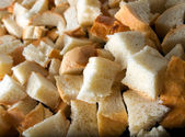 Dried bread — Stock Photo