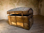 Treasure box — Stock Photo