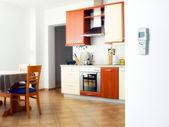 Interior com ar condicionado — Foto Stock