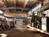 Vecchia fabbrica — Foto Stock