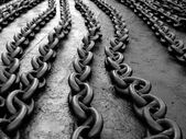 Chain links — Stock Photo