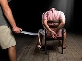 похищение — Стоковое фото