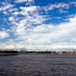 Saint-Petersburg Panorama — Stock Photo