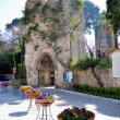 Stock Photo: Medieval tower in Ravello