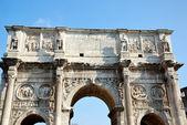 Arch of triumph in Rome — Stock Photo