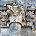 Постер, плакат: Ancient column of San Galgano Abbey