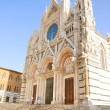 Cattedrale di Santa Maria Assunta (Siena — Stock Photo
