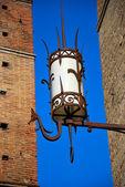 City lights (Siena) — Stock Photo