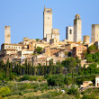 Stock Photo: SGimignano