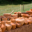 Clay crockery — Stock Photo #3392154