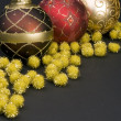 Christmas decoration balls — Stock Photo #3128881