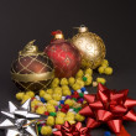 Christmas decoration balls — Stock Photo #3128924