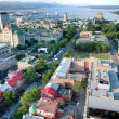 Elevated View of Quebec City, Canada - Stockfoto