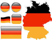 Germany — Stock Vector