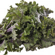Stock Photo: Red Kale