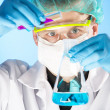 Chemist - Stock Photo