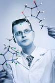 Chemist — Stock Photo