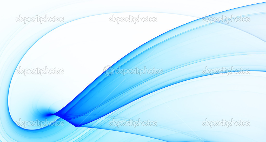 Blue abstract background, high quality design element — Stockfoto #3873835