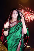 Traditional Diwali in India — Stock Photo