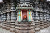 Ancient Temple Architecture — Stock Photo