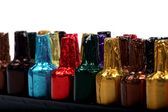 Colorful Liquor Chocolates — Stock Photo